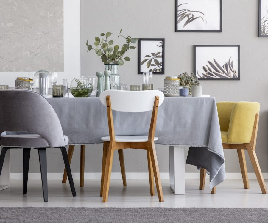 modern-chairs-at-table-with-tableware-in-grey-WDM964F